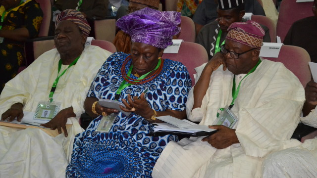 Nigeria National Conference day 3