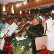 Delegates at the preliminary sitting