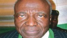 Justice Idris Kutigi: National Conference Chirman