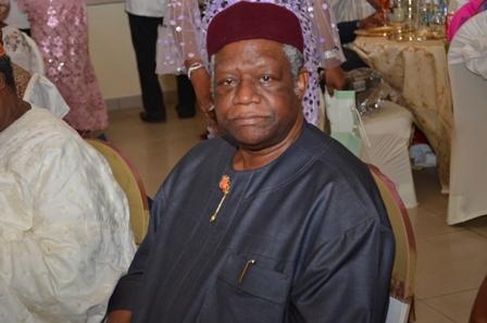 Gen. Ike Nwachukwu Rtd.