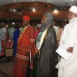 R-L-Royal Highness- Alh Dr. Zayyanu Abdullahi, Emir of Yauri, Dr Muhammadu Mustapha, Lamido of Adamawa and Dr Edmund Daukuro Amanyanado of Nembe (1)