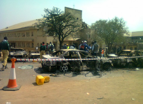 Multiple bomb blasts spoil Nigeria