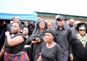 President Jonathan's brother, Meni, buried